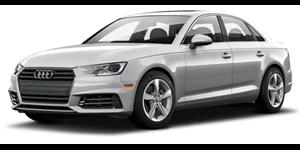 Audi A6 fundo branco
