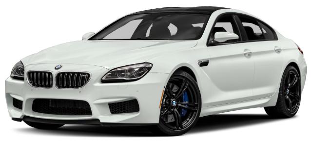 BMW M6 com fundo branco
