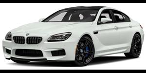 BMW M6 fundo branco