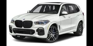 BMW X5 fundo branco