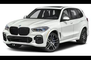 BMW X5 com fundo branco