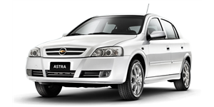 Chevrolet Astra fundo branco