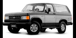 Chevrolet Bonanza fundo branco
