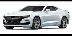 Chevrolet Camaro fundo branco