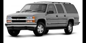 Chevrolet Grand Blazer fundo branco