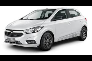 Chevrolet Joy com fundo branco