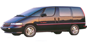 Chevrolet Lumina fundo branco