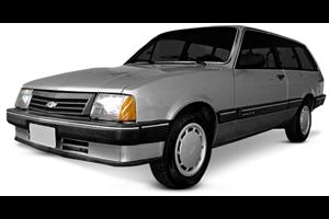 Chevrolet Marajo com fundo branco