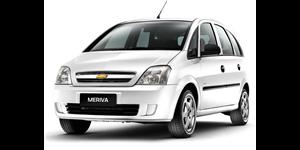 Chevrolet Meriva fundo branco