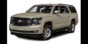 Chevrolet Suburban fundo branco