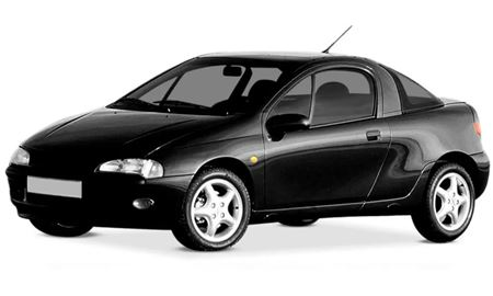 Chevrolet Tigra