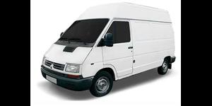 Chevrolet Trafic fundo branco