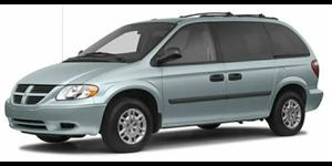 Chrysler Caravan fundo branco