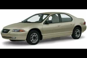Chrysler Cirrus fundo branco