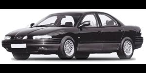 Chrysler Vision fundo branco