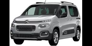 Citroën Berlingo fundo branco