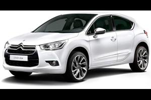 Citroën DS4 fundo branco