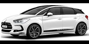 Citroën DS5 fundo branco