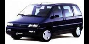 Citroën Evasion fundo branco