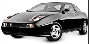 Fiat Coupe fundo branco