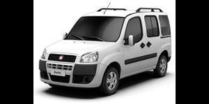 Fiat Doblo fundo branco