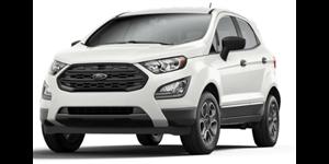Ford EcoSport fundo branco