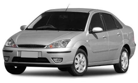 Ford Focus Sedan GLX 1.6
