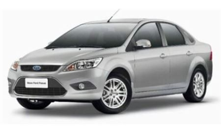 Ford Focus Sedan GLX 1.6 16V