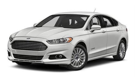 Ford Fusion 2.5L I-VCT Automático