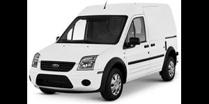 Ford Transit fundo branco