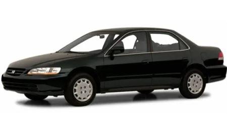 Honda Accord EX 2.3 16V