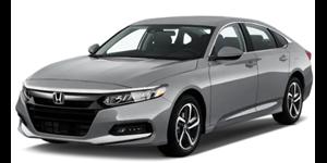 Honda Accord fundo branco