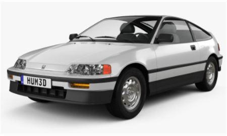 Honda Civic CRX VTi 1.6 16V