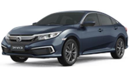Honda Civic LX 2.0 16V Automático