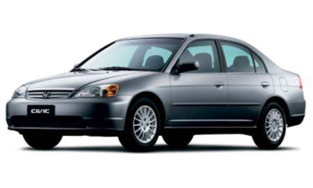 Honda Civic LXL 1.7 16V 130cv