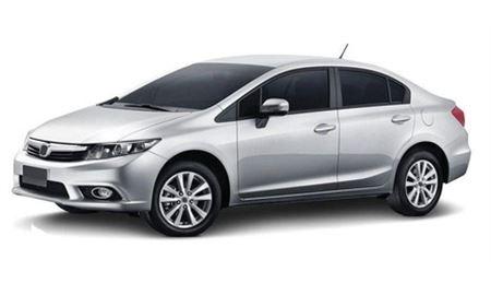 Honda Civic EXR 2.0 16V Automático