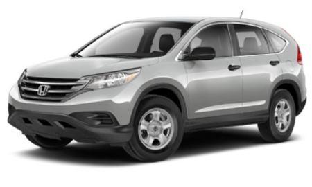 Honda CR-V EXL 2.0 16V 4WD Automático