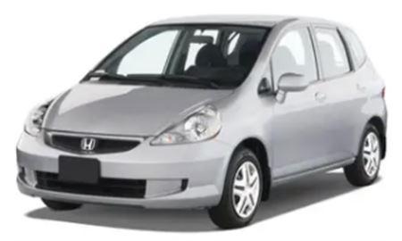 Honda Fit EX 1.5 16V Automático