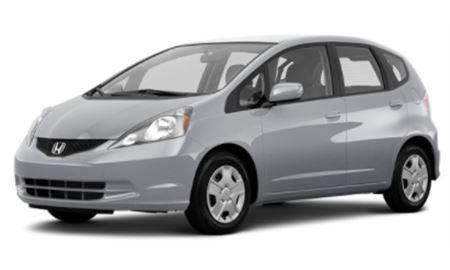 Honda Fit EX 1.5 16V