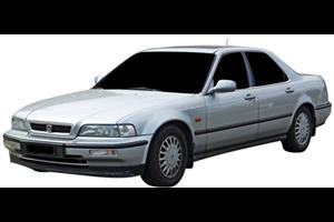 Honda Legend fundo branco