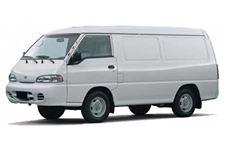 Hyundai H100 com fundo branco