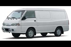 Hyundai H100 fundo branco