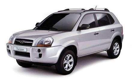 Hyundai Tucson 2.0 16V Automático