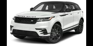 Land Rover Range Rover Velar fundo branco