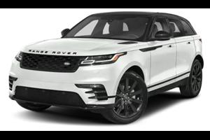 Land Rover Range Rover Velar com fundo branco