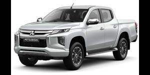 Mitsubishi L200 fundo branco