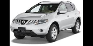 Nissan Murano fundo branco