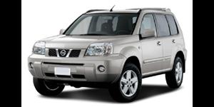 Nissan X-Trail fundo branco