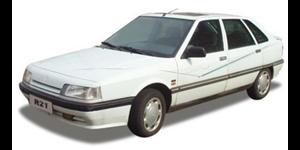 Renault 21 fundo branco