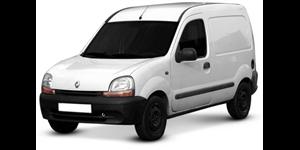 Renault Express fundo branco